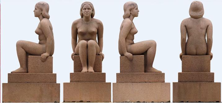 A mulher