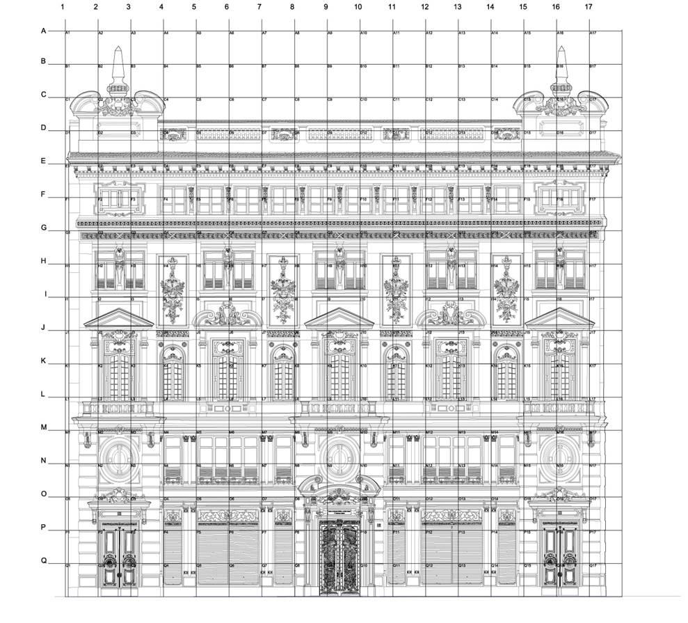 Imagen CAD Cuadrantes