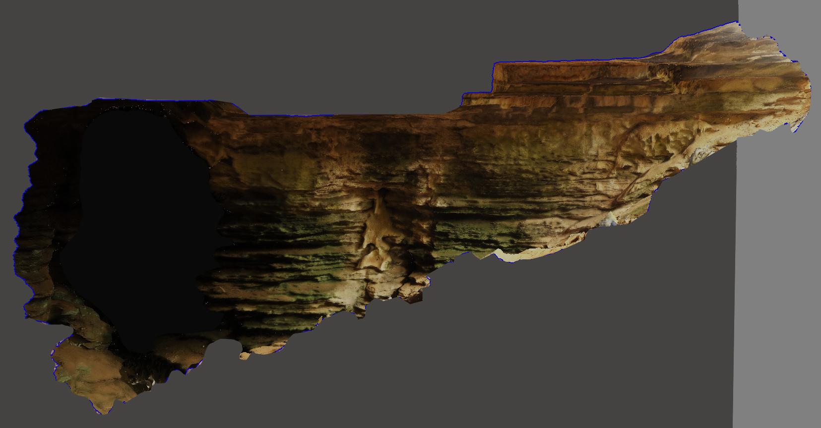 seccion caverna